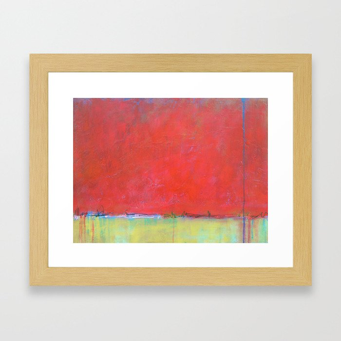 Impassioned Framed Art Print