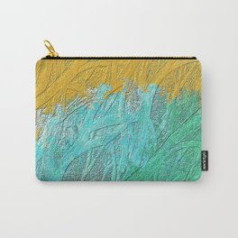 Oceans Imprint  Carry-All Pouch