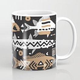Boho Fishes II. Coffee Mug