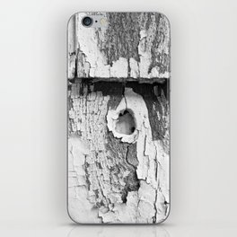 Chipping Paint iPhone Skin
