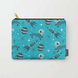 Dogs of the Future Carry-All Pouch