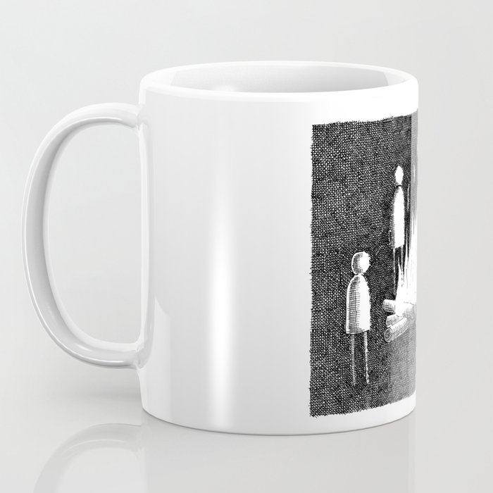 The Meeting Coffee Mug