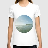 island T-shirts featuring island by rAr : Art by Robyn Ashley Rosner