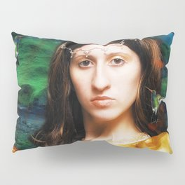 Lady of the Court Pillow Sham