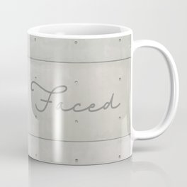 Fair Faced Concrete Coffee Mug