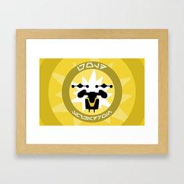 Gold Squadron (Alliance) Framed Art Print