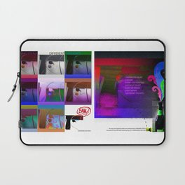 different thoughts Laptop Sleeve