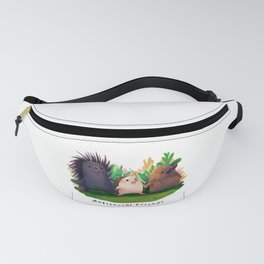 Antisocial Friends Fanny Pack