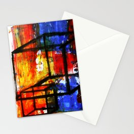 Thinking Outside The Box Stationery Cards