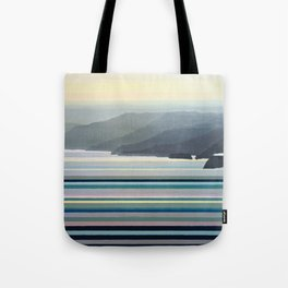 Big Sur Landscape Tote Bag