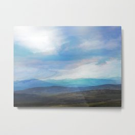 Snowdonia National Park Metal Print