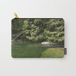 Waterhole in the Forest Carry-All Pouch