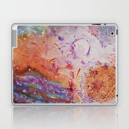 Magic Colours, waves, dreams Laptop & iPad Skin