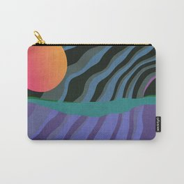 Crepuscular Streams Carry-All Pouch