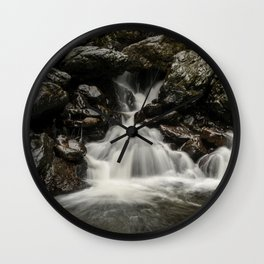 Lodore Falls, Borrowdale Wall Clock