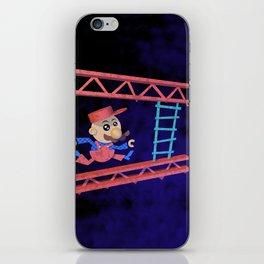 Run Mario run iPhone Skin
