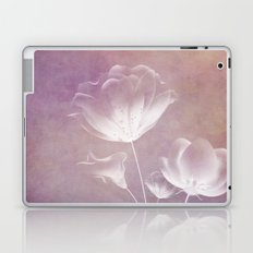 SATIN FLORAL Laptop & iPad Skin