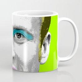Marilyn Macron - Lime Coffee Mug