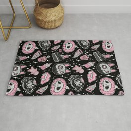 SPOOKS OR CREEPS Rug