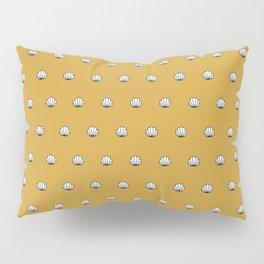 Golden shell Pillow Sham