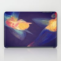 angels iPad Cases featuring Angels by Art Pilar Martin