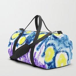 illuminated sky Duffle Bag