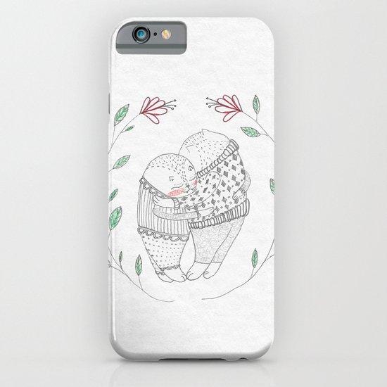 love cat iPhone & iPod Case