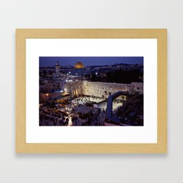Holyland Framed Art Print
