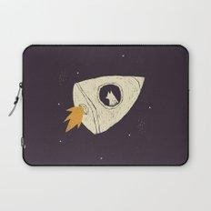 laika(purple) Laptop Sleeve