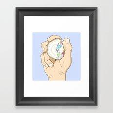 Jawbreaker Framed Art Print