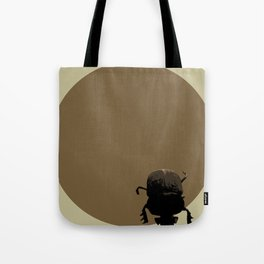 The Mighty Dung Beetle Tote Bag