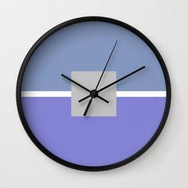 Box - Modern Bauhaus v7 Wall Clock