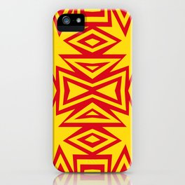 Firethorn - Coral Reef Series 012 iPhone Case