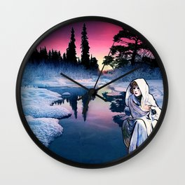 To the Bone Wall Clock
