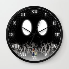 Over the Garden Wall clock Wall Clock