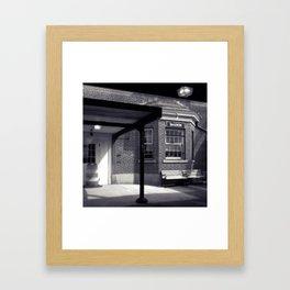 Sharon Framed Art Print