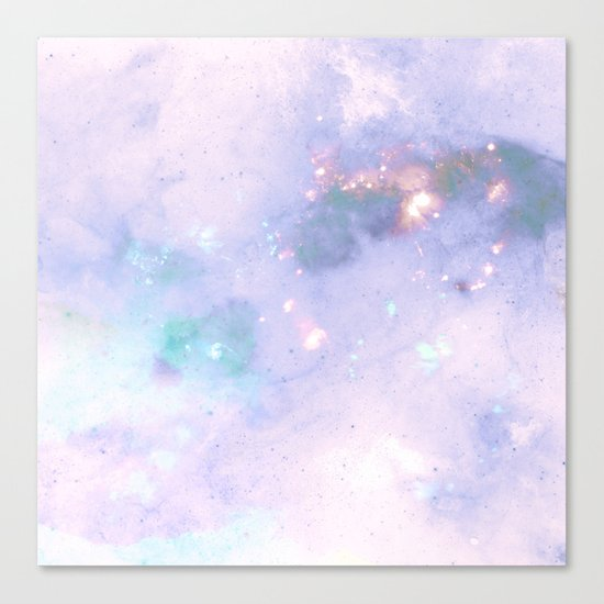 The Colors Of The Galaxy 2 Canvas Print