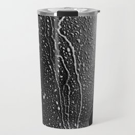 Woman body part  in milk sprays Travel Mug