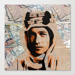 Lawrence of Arabia Canvas Print