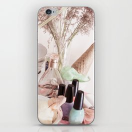 Ice Cream Tea iPhone Skin