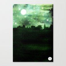 Common Ground 2 [Collage Illustration] Canvas Print