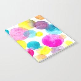 Confetti paint Notebook