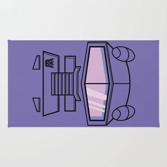 Transformers - Shockwave Rug