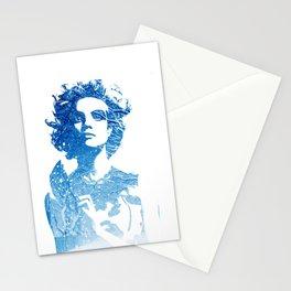 Snow: Natalia Vodianova Stationery Cards
