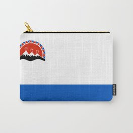 kamchatka flag Carry-All Pouch