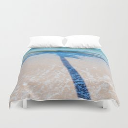 TREE IN SEA Duvet Cover