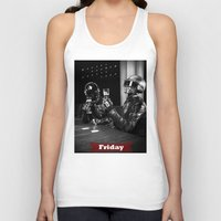 friday Tank Tops featuring Friday by T-Hype (julianajace)
