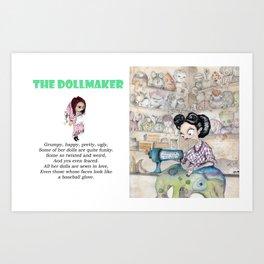 The Dollmaker Art Print