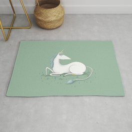 Magical Unicorn Rug