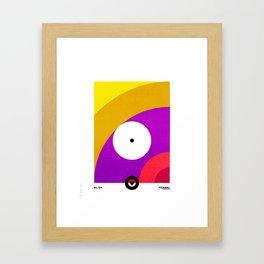 PKMNML #124 JYNX Framed Art Print